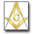 G: For the Freemasons'Grand Architect of the Universe'